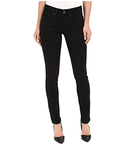 Levi's Women's 711 Skinny Jeans, Soft Black, 27 (US 4) R