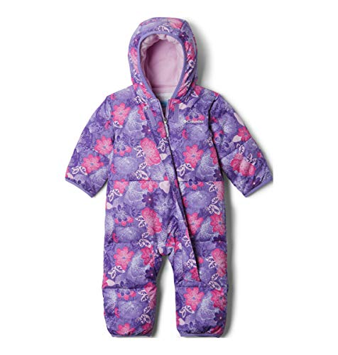 Columbia Baby Snuggly Bunny Bunting, Paisley Purple Floral/Pink Clover