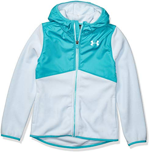 Under Armour Girls' Big ColdGear Canyon Rim Microfleece Hoody