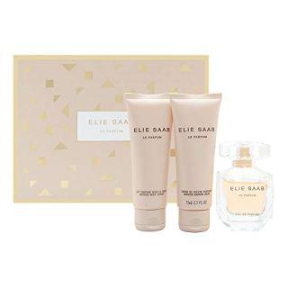 Elie Saab Le Parfum for Women 3 Piece Set Includes: 1.6 oz Eau de Parfum Spray