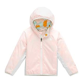 The North Face Toddler Reversible Breezeway Jacket, Pink Salt