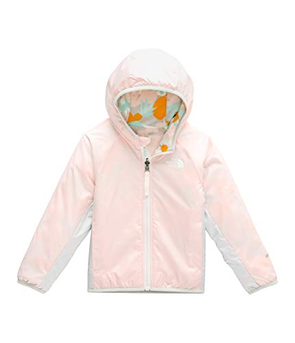 The North Face Toddler Reversible Breezeway Jacket, Pink Salt