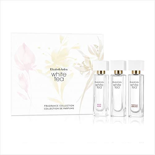 Elizabeth Arden White Tea Fragrance Collection Mini Gift Set, Perfume for Women