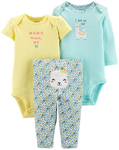 Carter's Baby Girls' 3-Piece Little Character Set