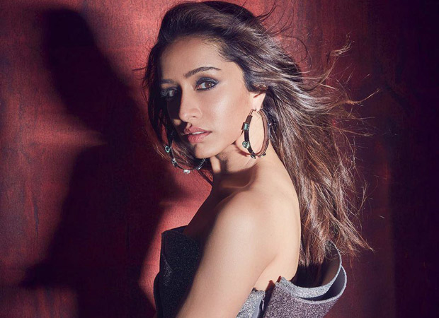 Street Dancer 3D Shraddha Kapoor in Amit Aggarwalu2019s shimmer layered plissé dress has got our jaws dropped down to the floor
