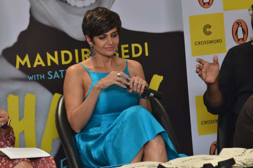 Mandira Bedi Published her book with Penguine