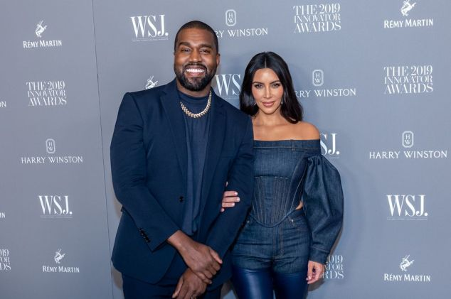 Kim and Kanye support BLM movement