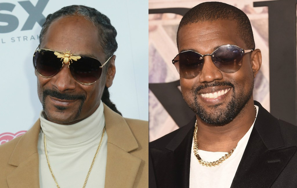 snoop dogg kanye west