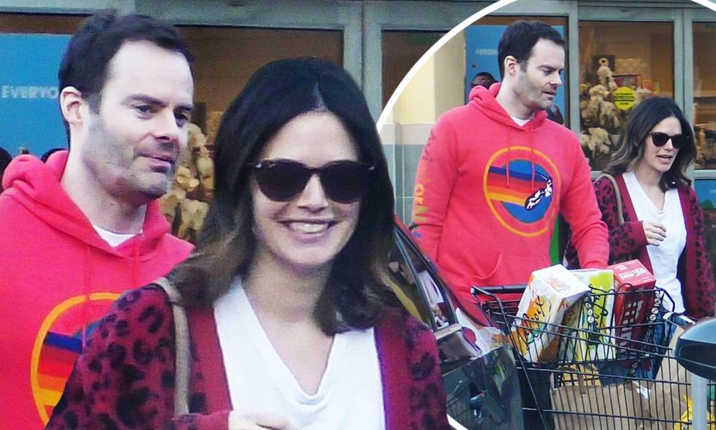 Bill Hader and Rachel Bilson Break Up After Less Than a Year Together