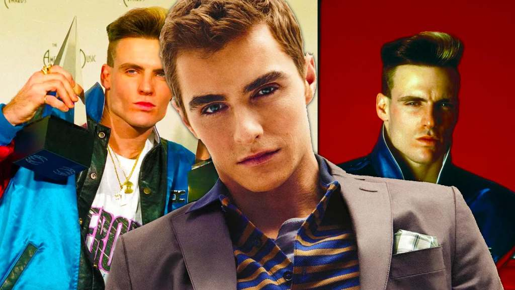 Dave Franco Is Vanilla Ice in To the Extreme Film 1
