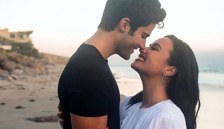 Demi Lovato Engaged to Boyfriend Max Ehrich After 4 Months
