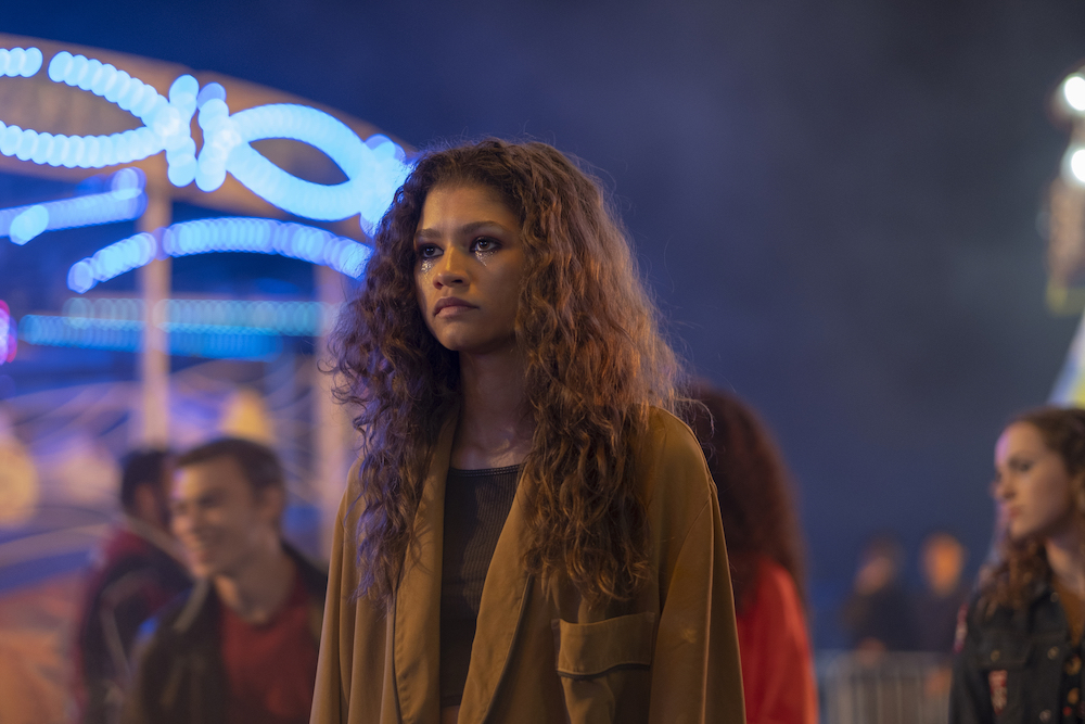 Euphoria Season 1 Episode 4 Zendaya