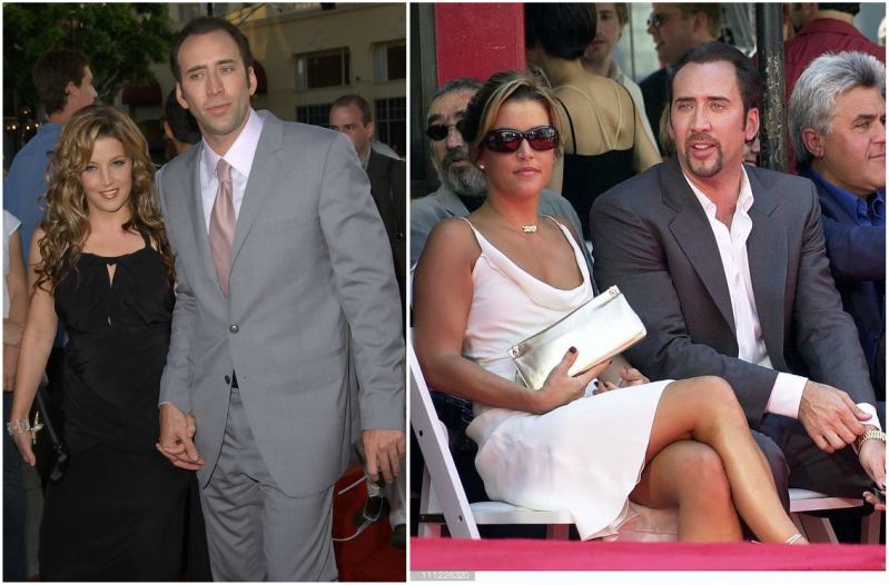 Lisa Marie Presley family ex husband Nicolas Cage