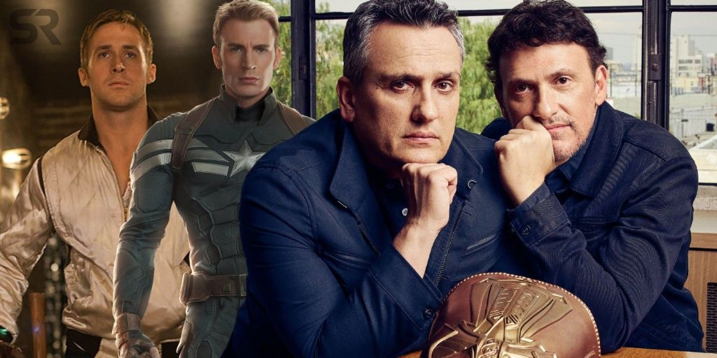 Russo Brothers To Direct Chris Evans Ryan Gosling In