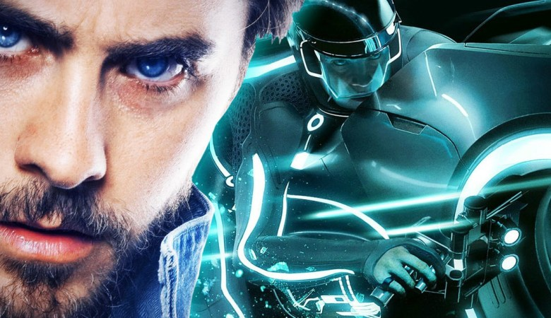 Tron 3 Reboot Disney Cast Jared Leto