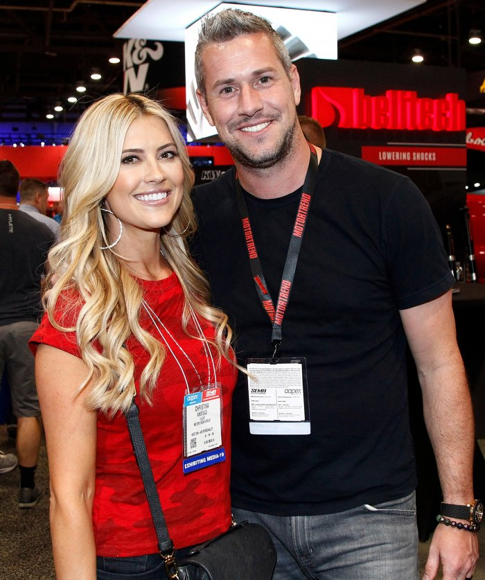 Christina and Ant Anstead Friends Are Shocked to Hear About Split