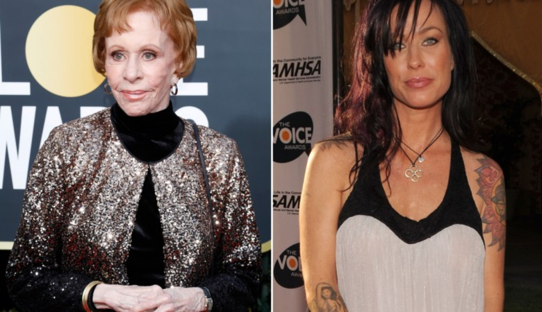 carol burnett seeks custody of grandson over daughters substance abuse 1