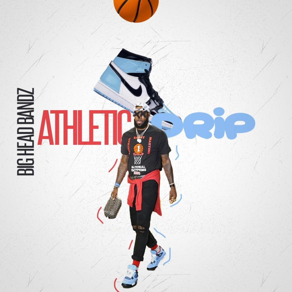 """BIG HEAD BANDZ: Delivering #NBA2K20 Summer Heat With His Latest Release """"ATHLETIC DRIP"""""""