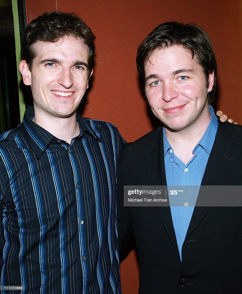 "Craig Thomas and Carter Bays, creators of ""How I Met Your Mother"" (Photo by Michael Tran/FilmMagic)"