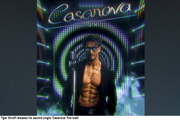 Casanova: Tiger Shroff discharges secret for his subsequent single, Disha Patani 'can hardly wait' for it. Watch