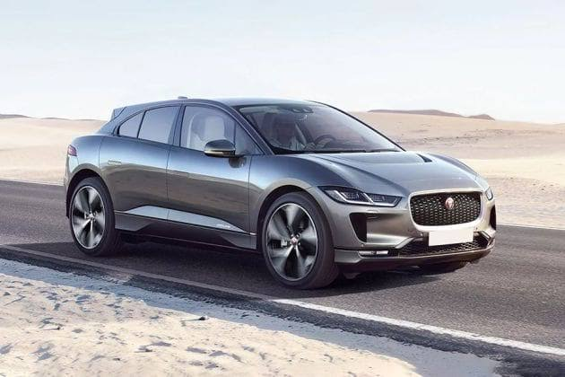 Jaguar's first electric vehicle shows up in Quite a while for testing