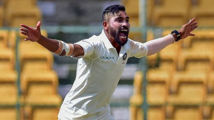 Wasim Jaffer Tweets Citing MS Dhoni Subsequent To Seeing Mohammed Siraj In Tears wlWhile Singing National Anthem In Sydney