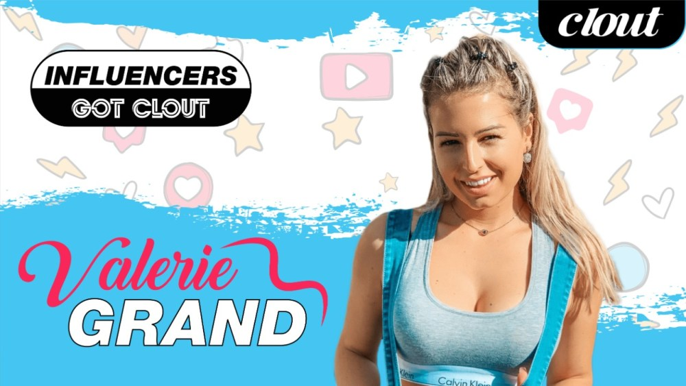 Exclusively Interview With Valerie Grand