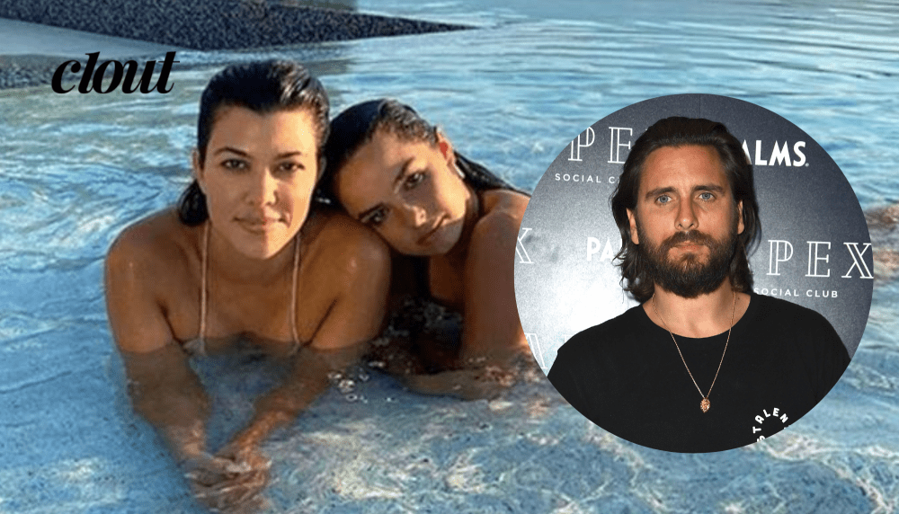 Addison Rae Allegedly 'Hooking Up' With Scott Disick Surfaces Online