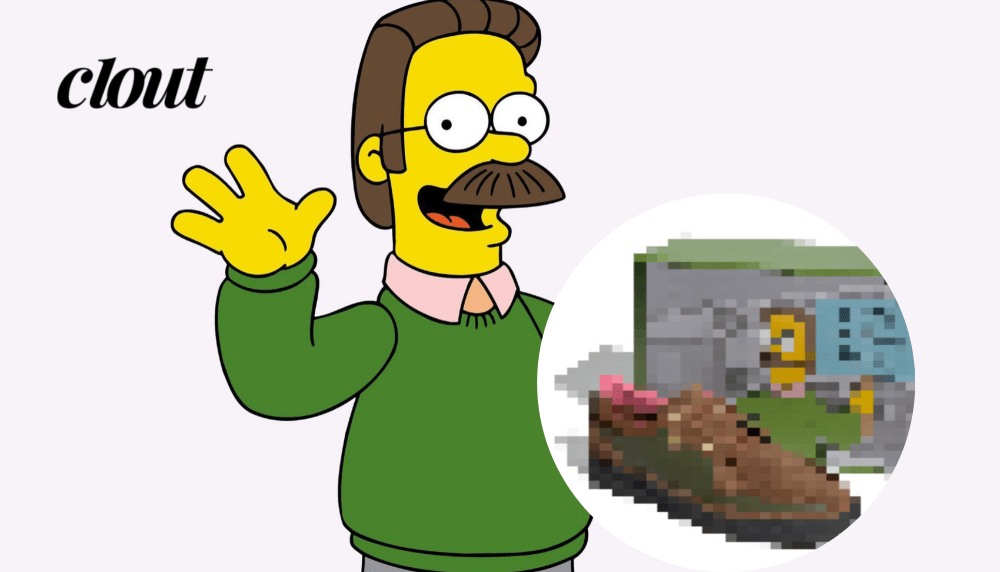 The Simpsons x Adidas Brings Accurate Ned Flanders Shoes