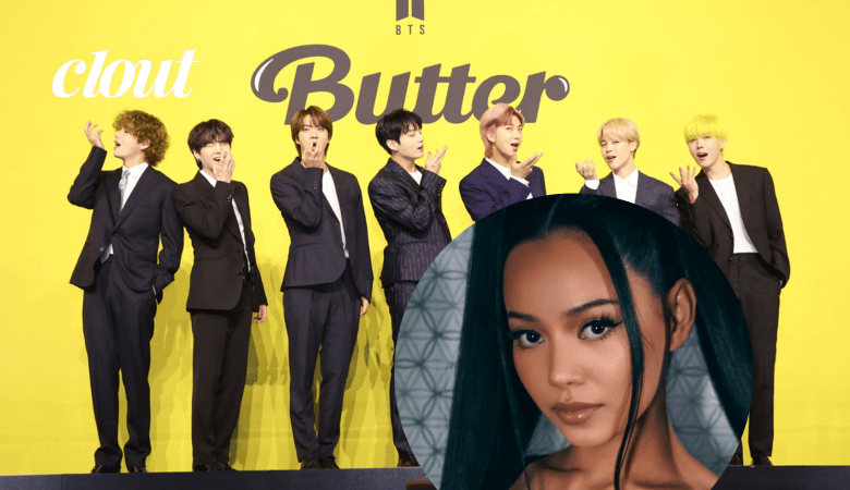 BTS' Butter & Bella Poarch's Build A B--ch Only Videos Reaching Fastest 10 Million Likes On Youtube