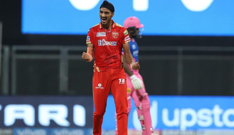 IPL 2021: Arshdeep Singh becomes third youngest to take fifer in IPL