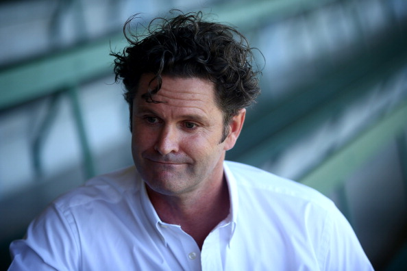 Chris Cairns speaks for the first time after emergency heart surgery