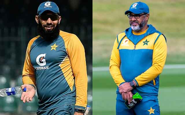 Misbah-Ul-Haq and Waqar Younis quit the coaching roles