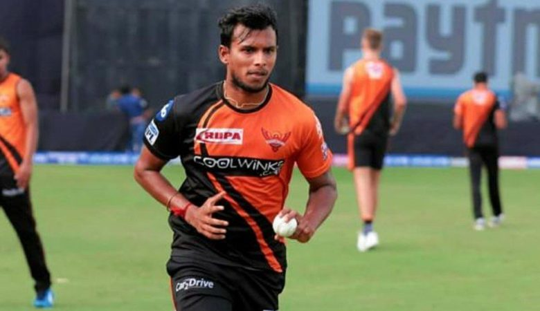 Natarajan's presence would not have affected the result - Sunrisers' Head Coach