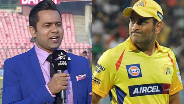 CSK playing with 10 players and a captain - Aakash Chopra on Dhoni's Batting