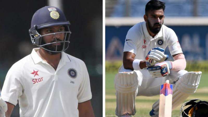 KL Rahul and Rohit sent out strong message with their attacking approach