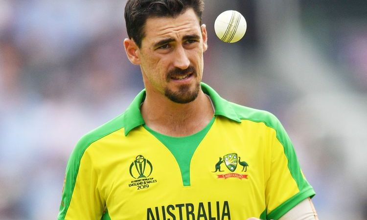 """""""Keeping game plan and my role simple helps me a lot"""" - Mitchell Starc"""