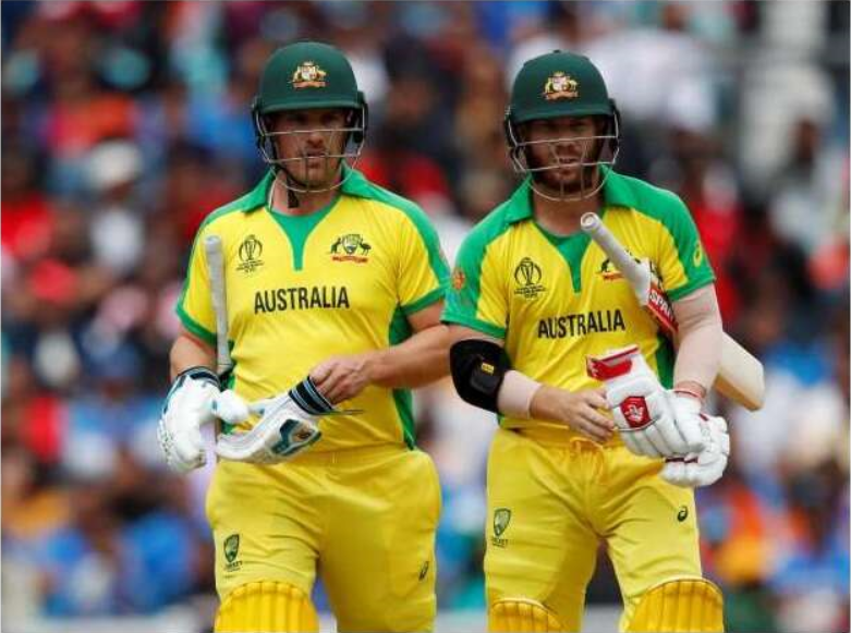 David Warner and Aaron Finch to open batting for Australia at T20 WC 2021