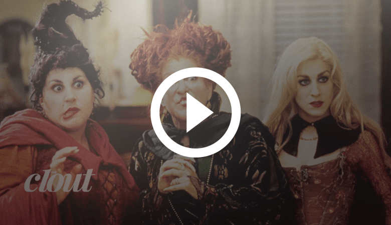 Hocus Pocus 2 Sets First Look Revealed In Video