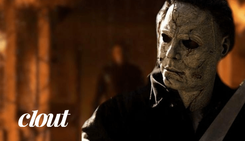 Halloween Kills BTS Image Shows Michael Myers Hugging Laurie's Granddaughter