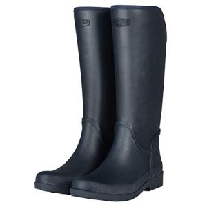 UNICARE Women's Knee High Rain Boots Waterproof Rain Shoes