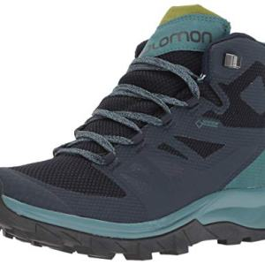SALOMON Women's Outline Mid GTX W Hiking Shoe