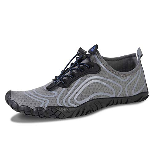 Water Shoes for Men and Women Barefoot Quick-Dry Aqua Sock