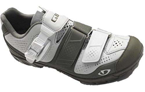 Giro Terradura Mountain Cycling Shoe - Women's Glacier Gray/Milspec