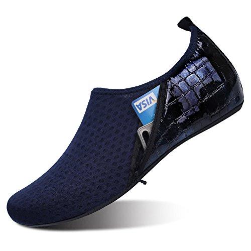 JOINFREE Men's Fitness Shoes Water Footwear Swim Beach Sport Shoes