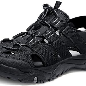 ATIKA Men's Sports Sandals Trail Outdoor Water Shoes 3Layer Toecap Series