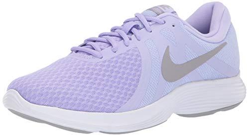 Nike Women's Revolution 4 Running Shoe, Purple Agate/Atmosphere Grey