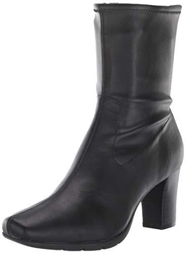 Aerosoles Women's Cinnamon Mid Calf Boot, Black