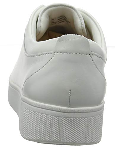 FITFLOP Women's Venus Tennis Sneaker-Leather Trainers FITFLOP Women's Venus Tennis Sneaker-Leather Trainers, White (Urban White 194), 6 M US.