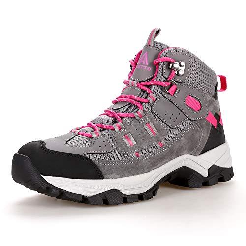 HUMTTO Hiking Boot Women Waterproof Lightweight Outdoor